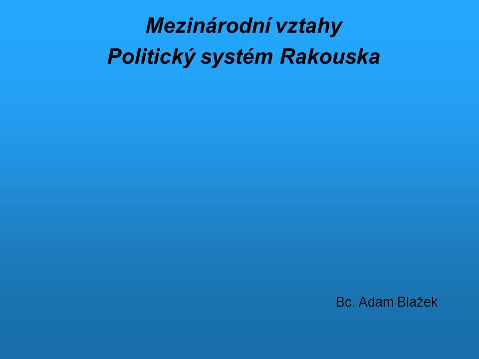 Rakouský federalismus a kompetence spolkových zemí Rakouský federalismus je obecně považován v podstatě za pomyslný, protože rakouské spolkové země mají jen relativně málo zákonodárných kompetencí.