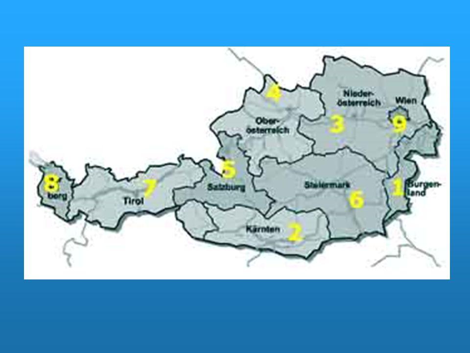 Rakousko je federací složenou z devíti spolkových zemí s jistým stupněm autonomie, který však není tak velký jako u spolkových zemí Německa nebo států USA.