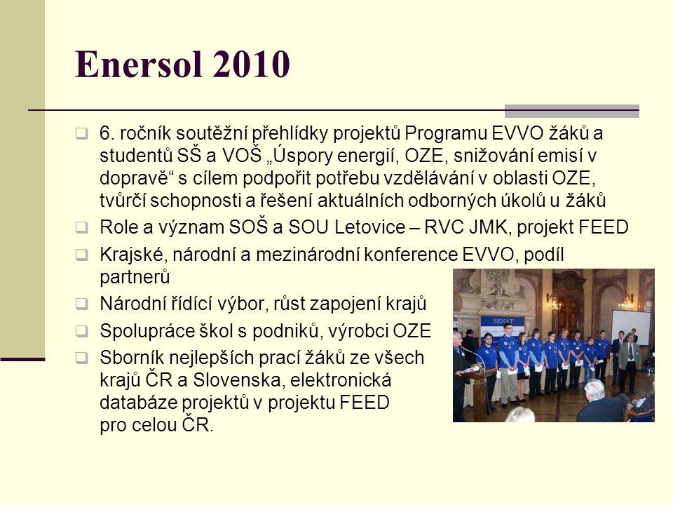 Rezervy EVVO v JMK Finanční zajištění některých aktivit, např.