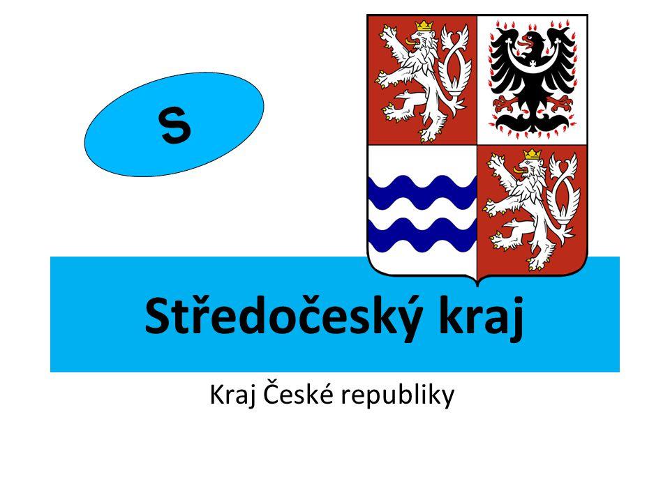 Středočeský kraj Kraj České republiky S