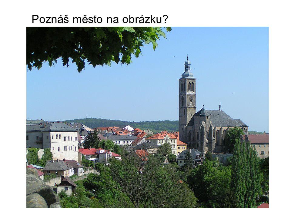 Poznáš město na obrázku?