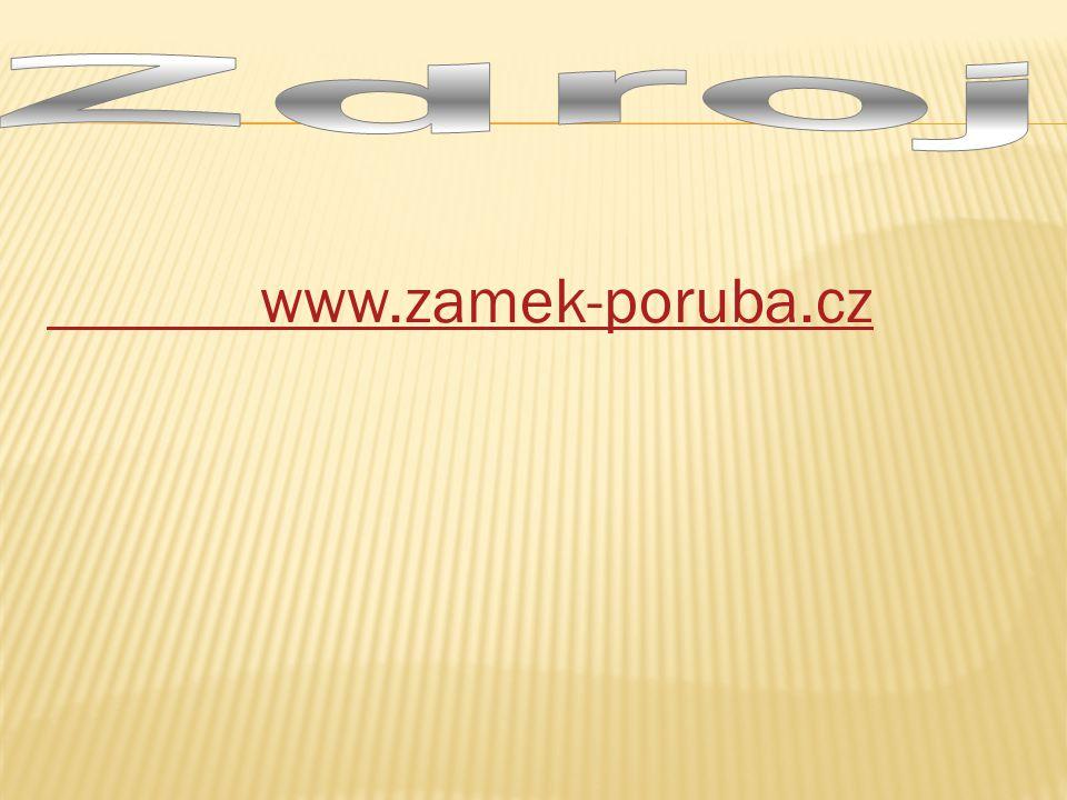 www.zamek-poruba.cz