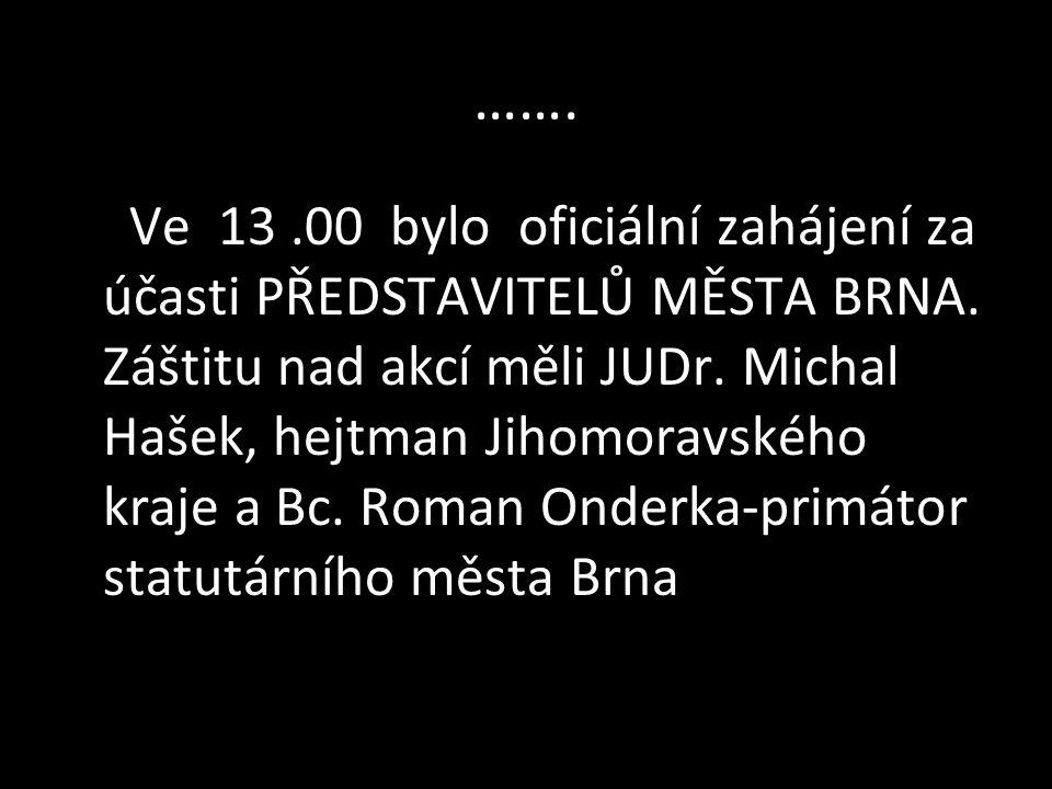 SVÁTEK SENIORŮ Brno 30.9. 2012 Náměstí Svobody