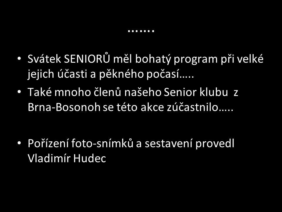 Senior Vladimír-autor prezentace