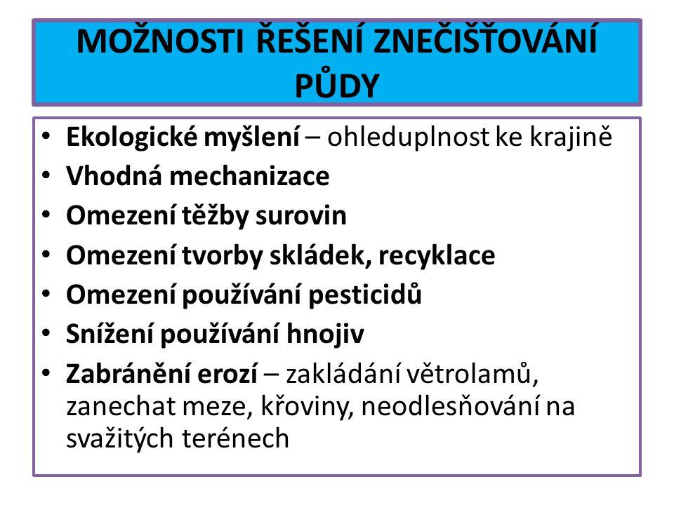 POUŽITÉ ZDROJE ŠLÉGR, Jiří; KISLINGER, František; LANÍKOVÁ, Jana.