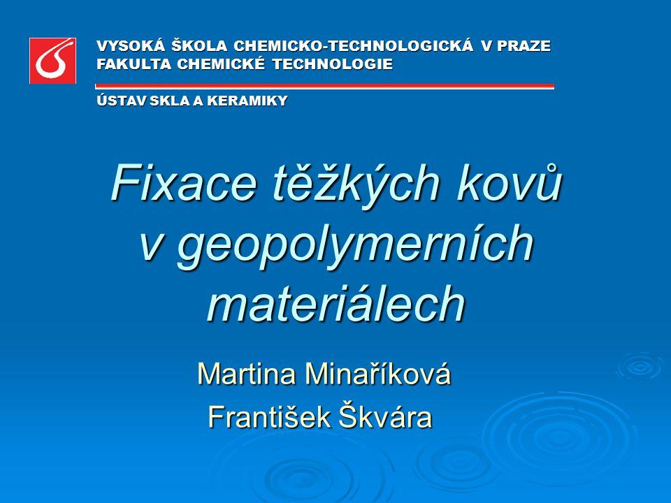 Závěr  porovnání vyluhovaných kovů do roztoku s třídami vyluhovatelnosti vyhlášky MŽP č.