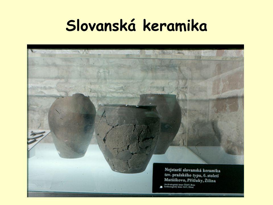 První písemný záznam o Slovanech 2. polovina 7. stol. – tzv. Fredegarova kronika -------------------- 2. polovina 6. stol. – Z Asie do Evropy nájezd t