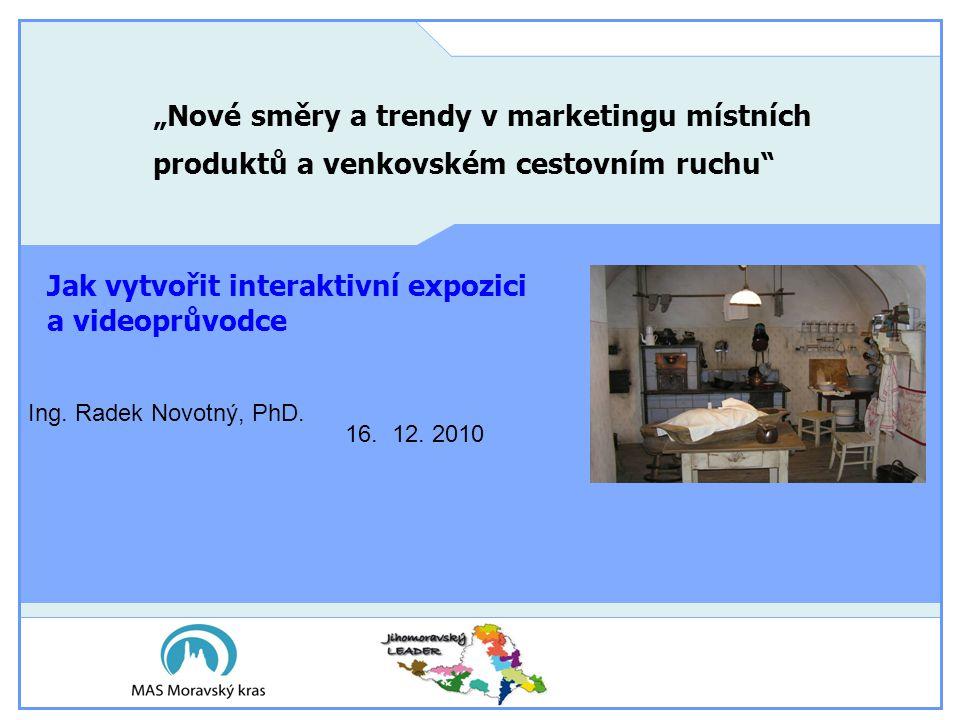 Ing. Radek Novotný, PhD.