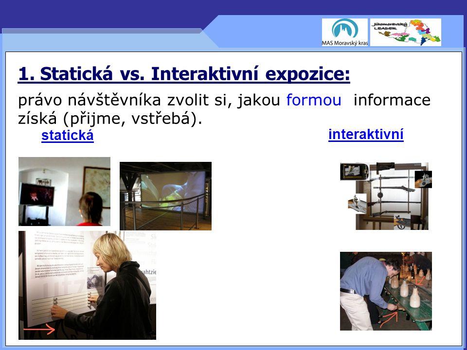 1. Statická vs.