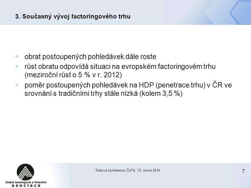 7 Tisková konference ČLFA, 13. února 2014 3.