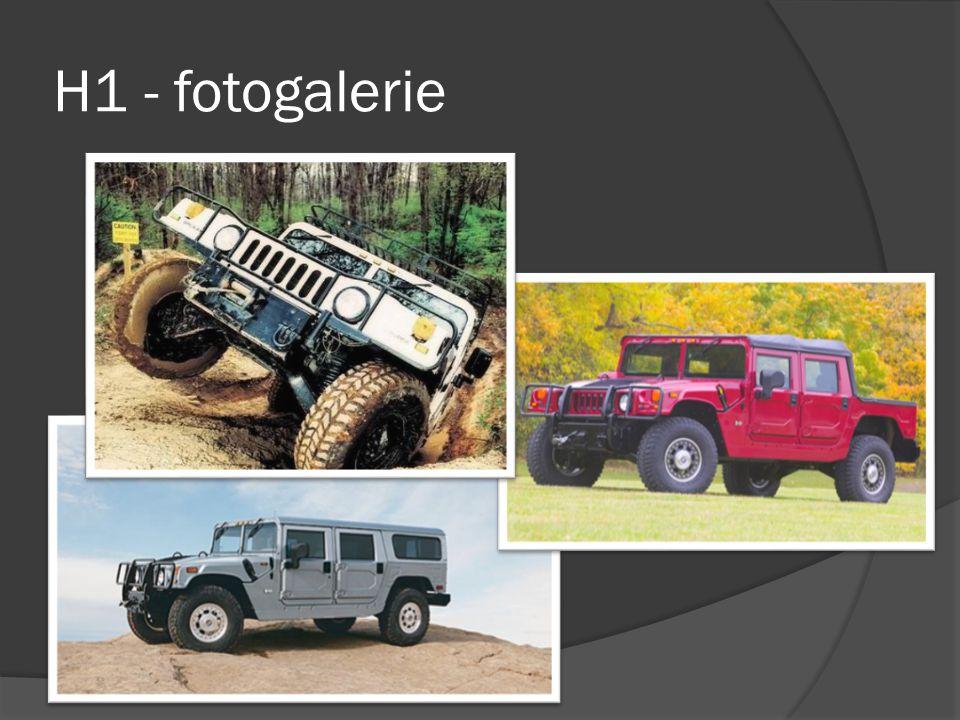 H1 - fotogalerie