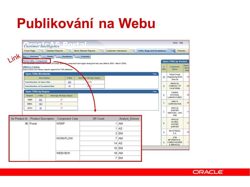 Publikování na Webu Link
