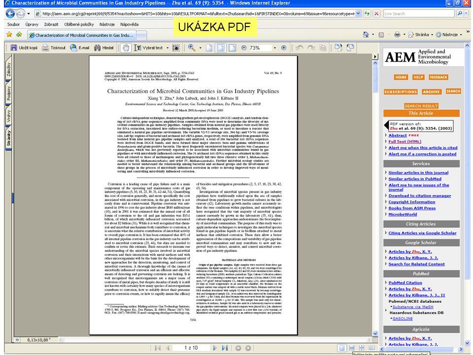 UKÁZKA PDF