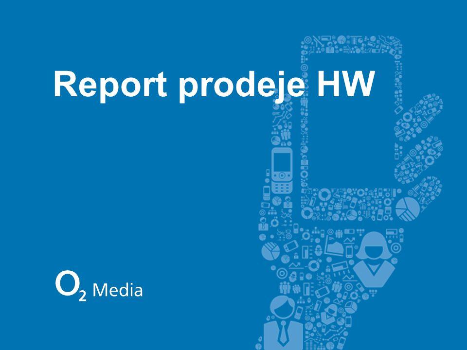Report prodeje HW