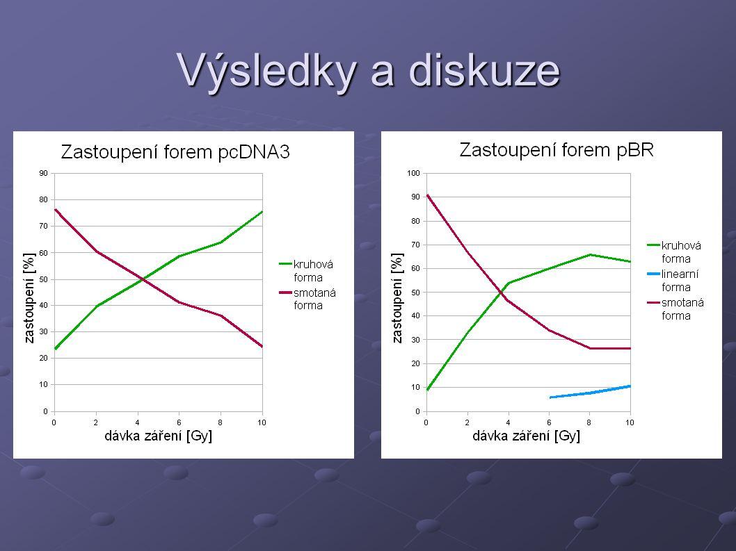 Výsledky a diskuze