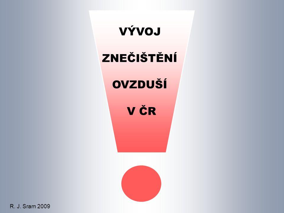 50 40 30 20 10 0 % RATIO OF ABSOLUTE EMISSION CZECH REPUBLIC 1988 REGION N o r t h.