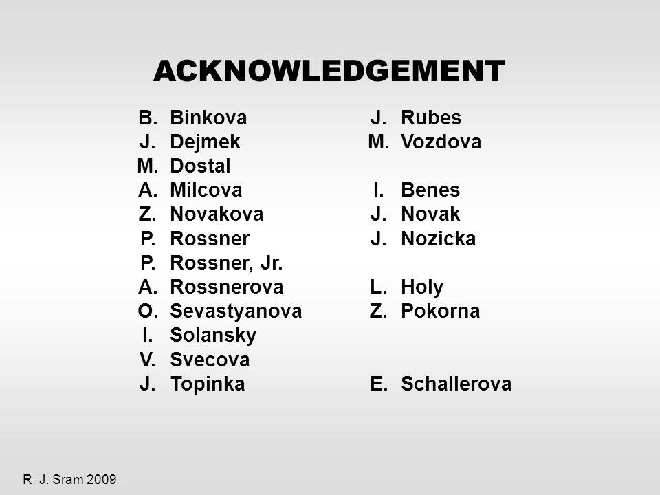 Rubes Vozdova Benes Novak Nozicka Holy Pokorna Schallerova Binkova Dejmek Dostal Milcova Novakova Rossner Rossner, Jr.