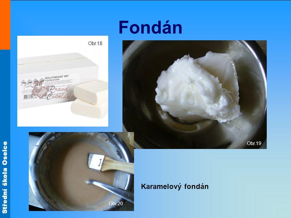Střední škola Oselce Ledová poleva Má ledová poleva chuť jako mléčná čokoláda s oříšky.
