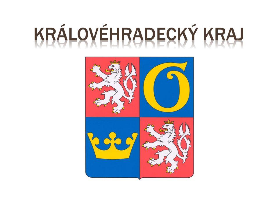  Počet obyvatel:cca 550 tisíc  448 obcí  Hlavním centrem kraje Hradec Králové.