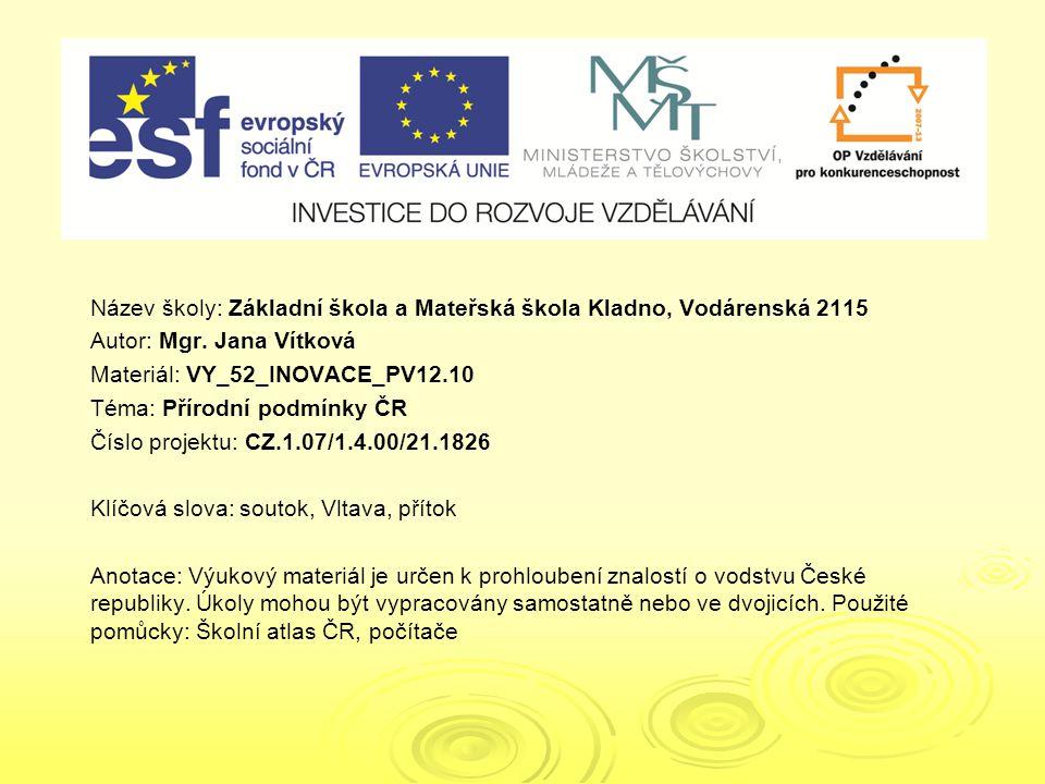 VY_52_INOVACE_PV12.10 VY_52_INOVACE_PV12.10