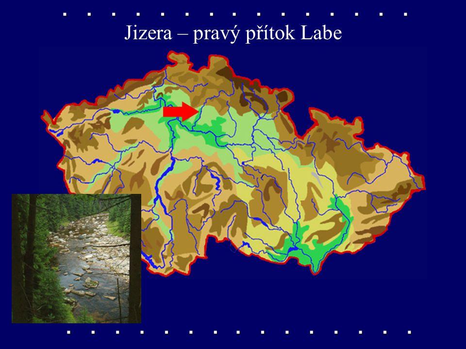 Sázava – pravý přítok Vltavy