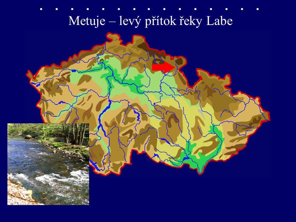Orlice – levý přítok řeky Labe