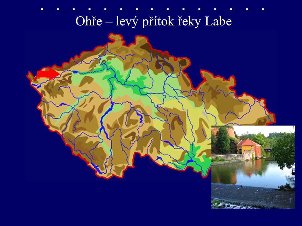 Bílina – levý přítok řeky Labe