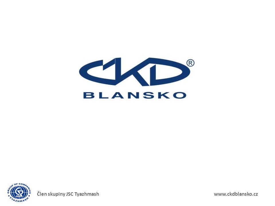 www.ckdblansko.cz Technologické a výrobní možnosti společnosti ČKD Blansko Holding, a.s.