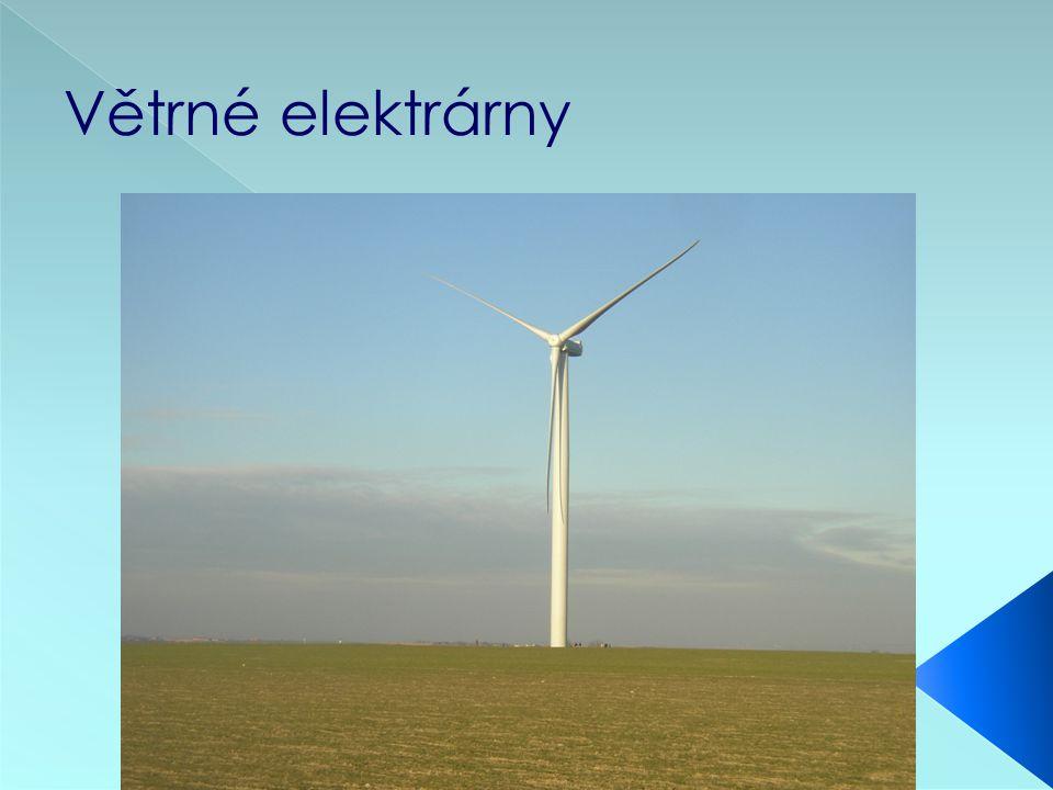 Větrné čerpadlo v USA