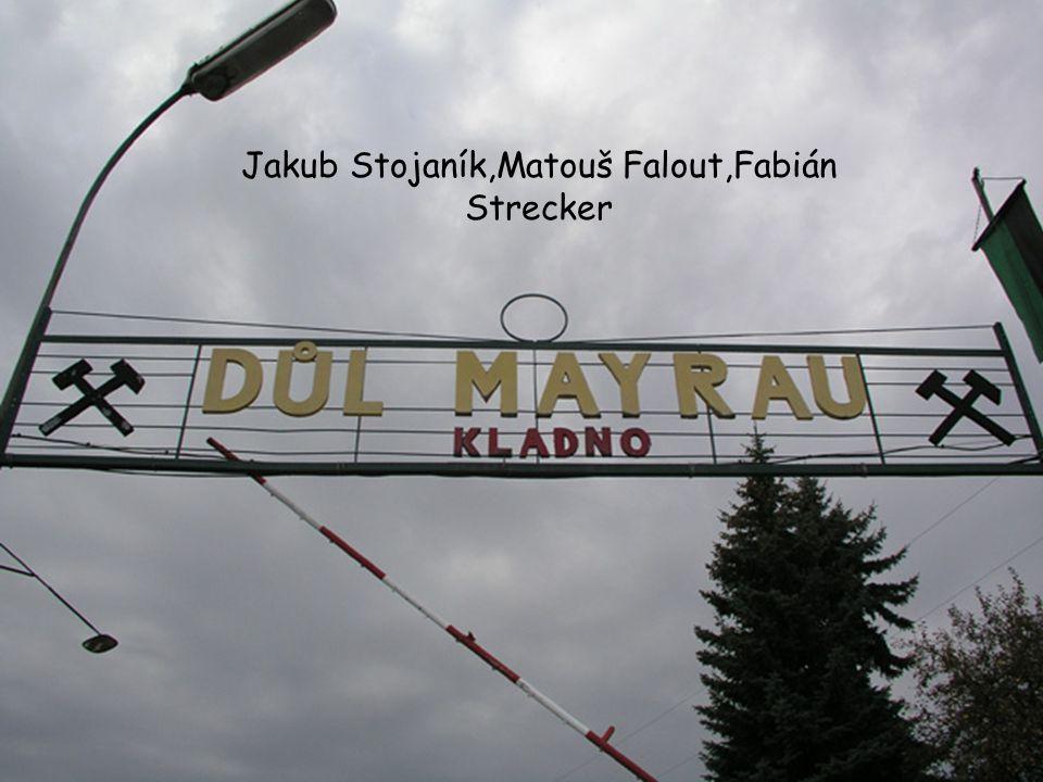 Jakub Stojaník,Matouš Falout,Fabián Strecker