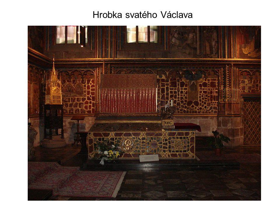 Svatý Václav – patron české země