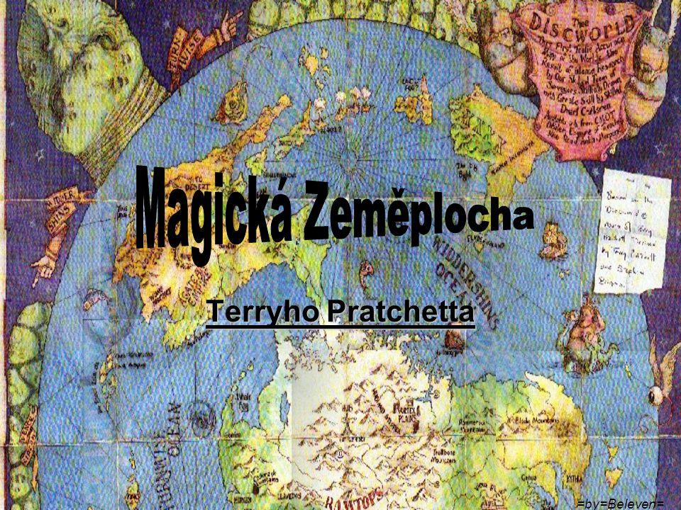 Zeměplocha je smyšlený svět fantasy autora Terryho Pratchata.