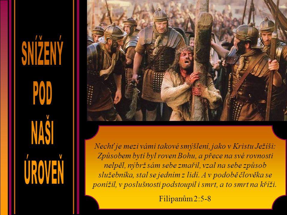 S ním byli ukřižováni dva povstalci, jeden po pravici a druhý po levici. Matouš 27:38