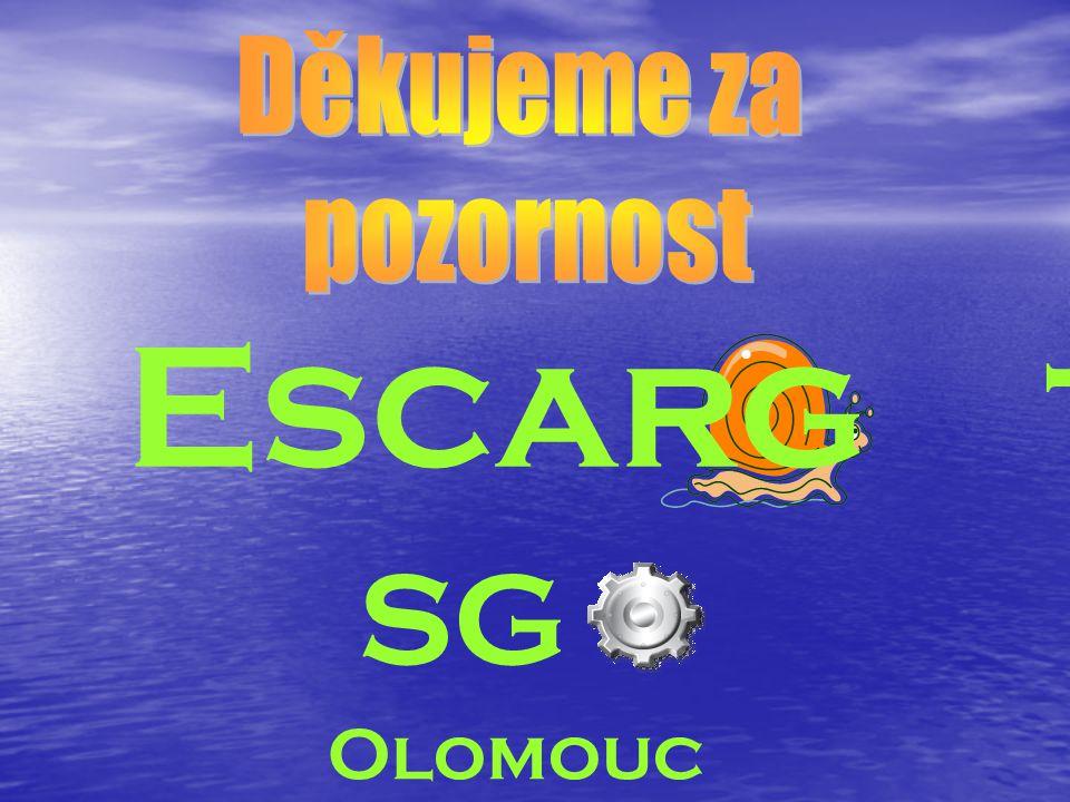 Escarg t SG Olomouc