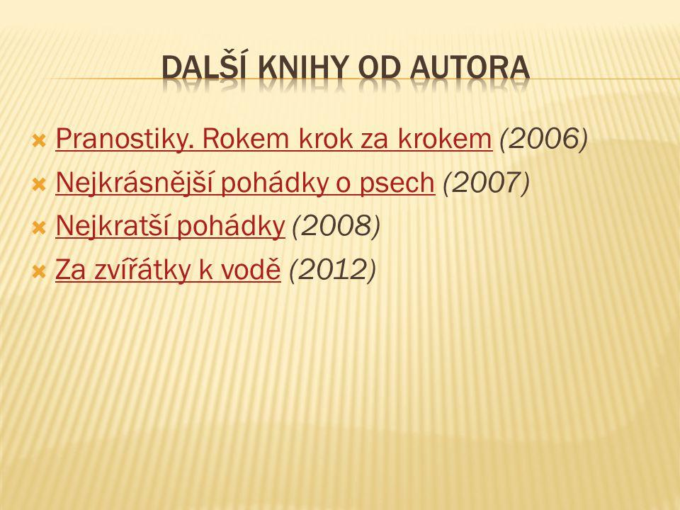  Pranostiky.Rokem krok za krokem (2006) Pranostiky.