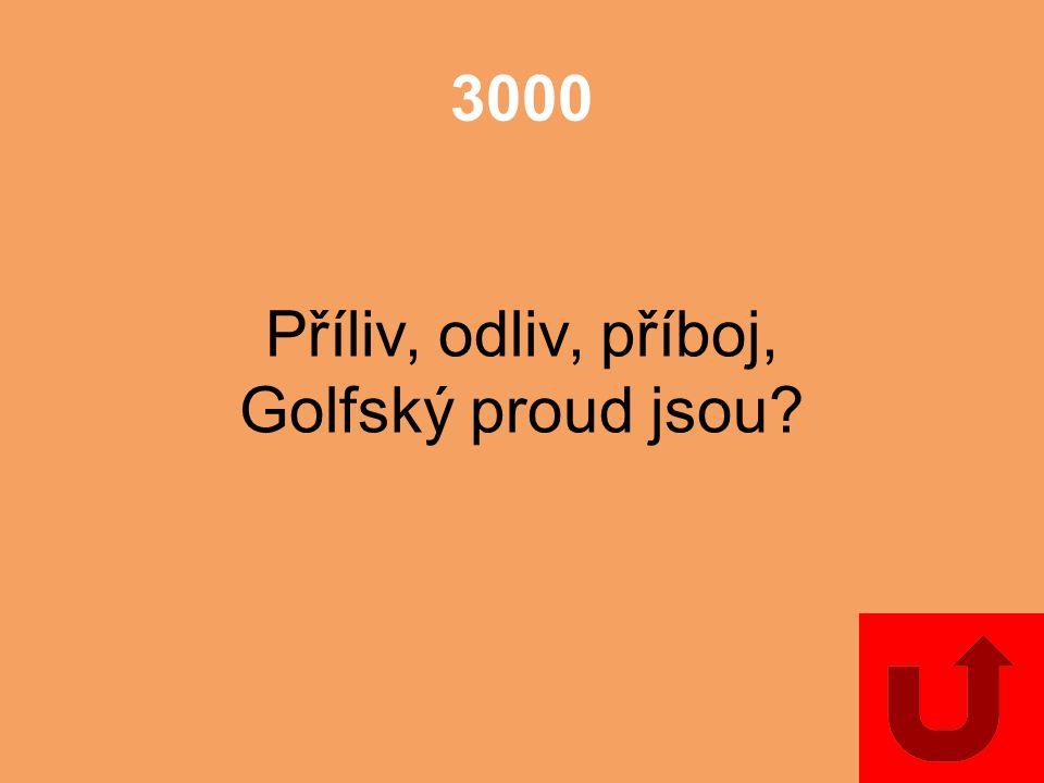 2000 Pánev, hřbet, šelf tvoří