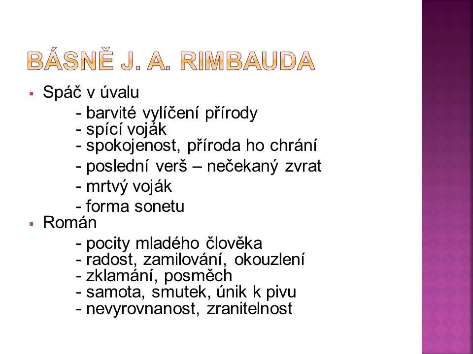  VERLAINE, Paul. Slova na strunách. Praha: Mladá fronta, 1998. ISBN 80-204-0756-1.