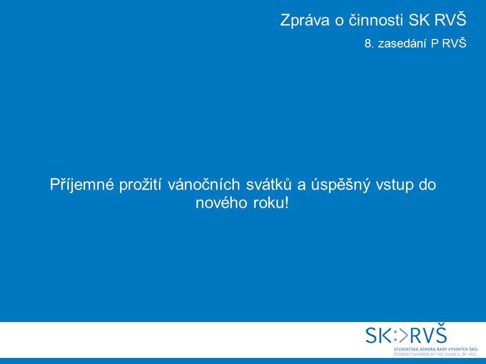 Studentská komora Rady VŠ 10.12.