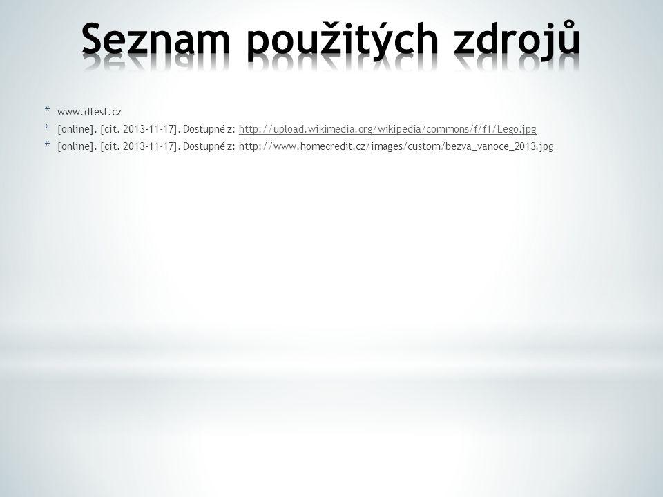 * www.dtest.cz * [online]. [cit. 2013-11-17].