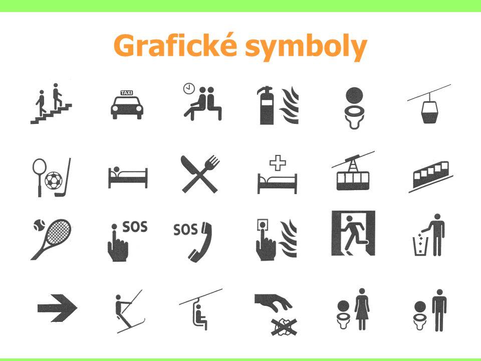 Grafické symboly