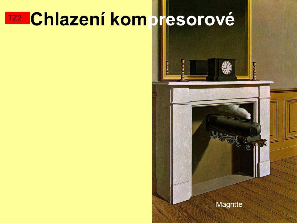 Chlazení kompresorové TZ2 Magritte
