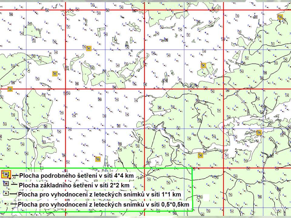 Inventarizační síť NIL2