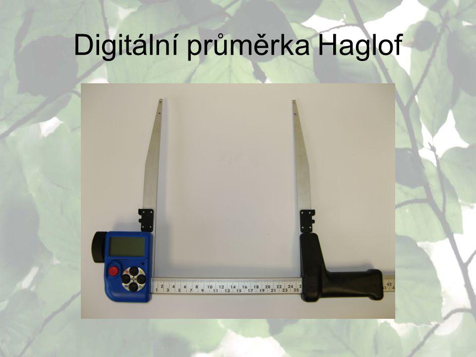 Digitální průměrka Haglof