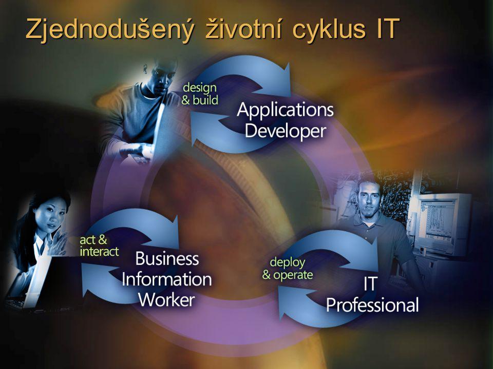 Zjednodušený životní cyklus IT