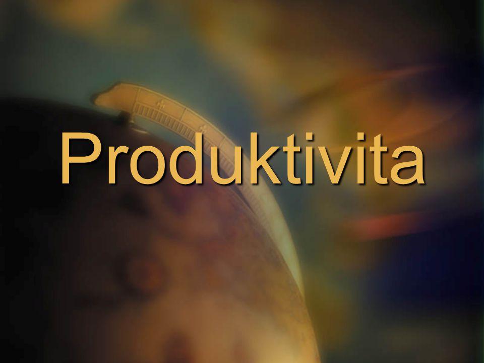 Produktivita