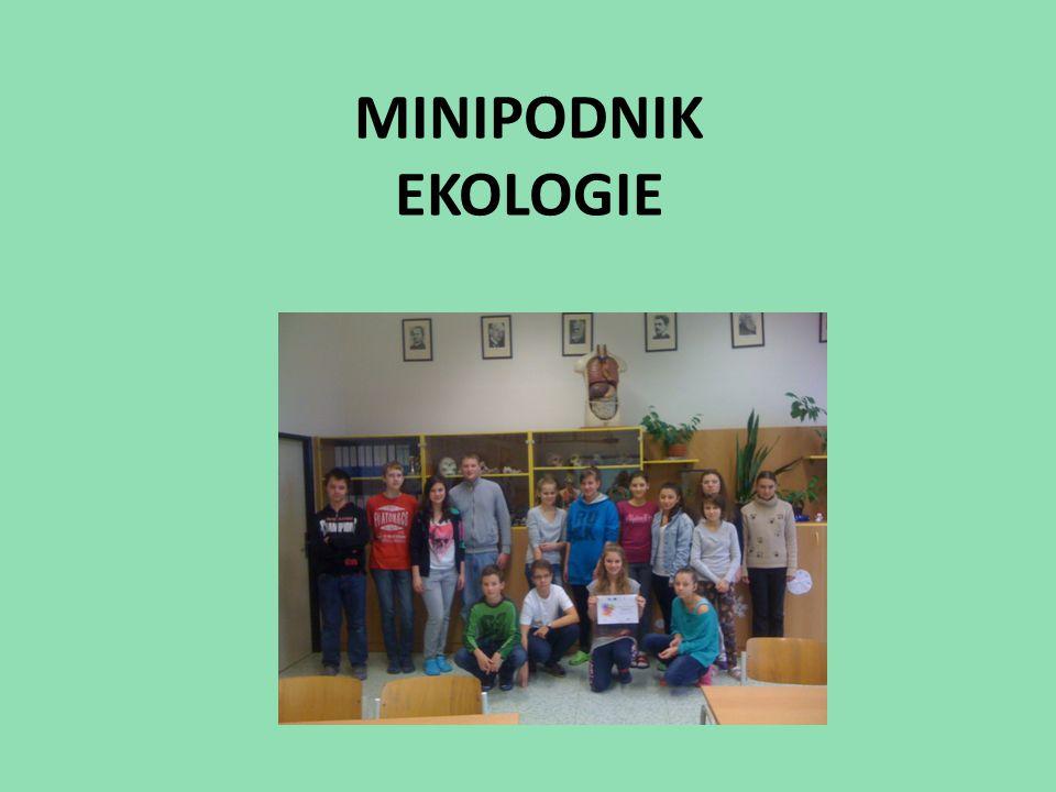 MINIPODNIK EKOLOGIE