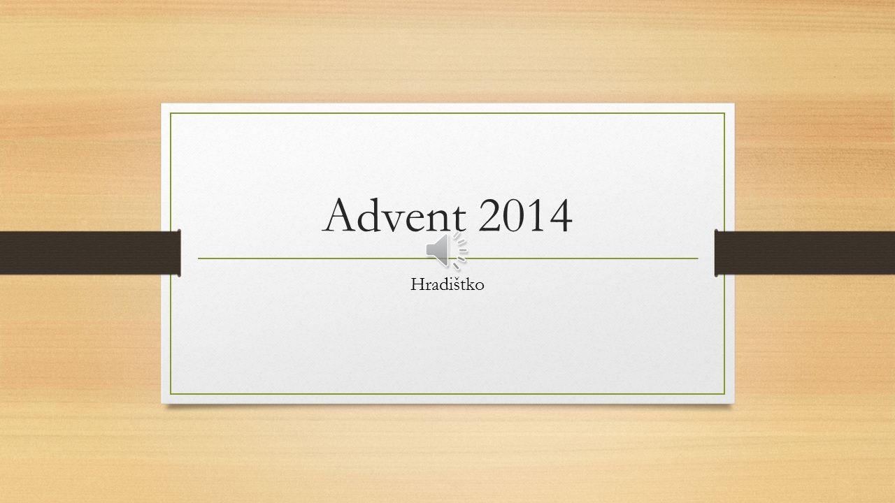 Advent 2014 Hradištko
