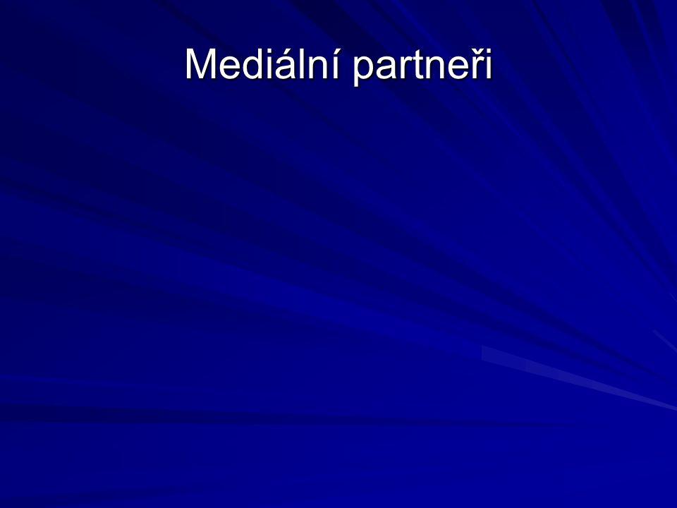 Mediální partneři