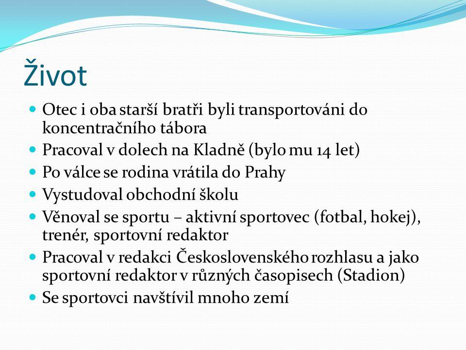 V roce 1964 na zimních olympijských hrách v Innsbrucku onemocněl duševní poruchou (maniodepresivní psychóza) V roce 1967 mu byl přiznán invalidní důchod, léčil se v psychiatrických léčebnách, ale přesto dál literárně tvořil Zemřel náhle v roce 1973 na srdeční infarkt Pohřben v Praze na židovském hřbitově http://commons.wikimedia.org/wiki/Fi le:Ota_Pavel_grave_Strasnice_4919.JPG