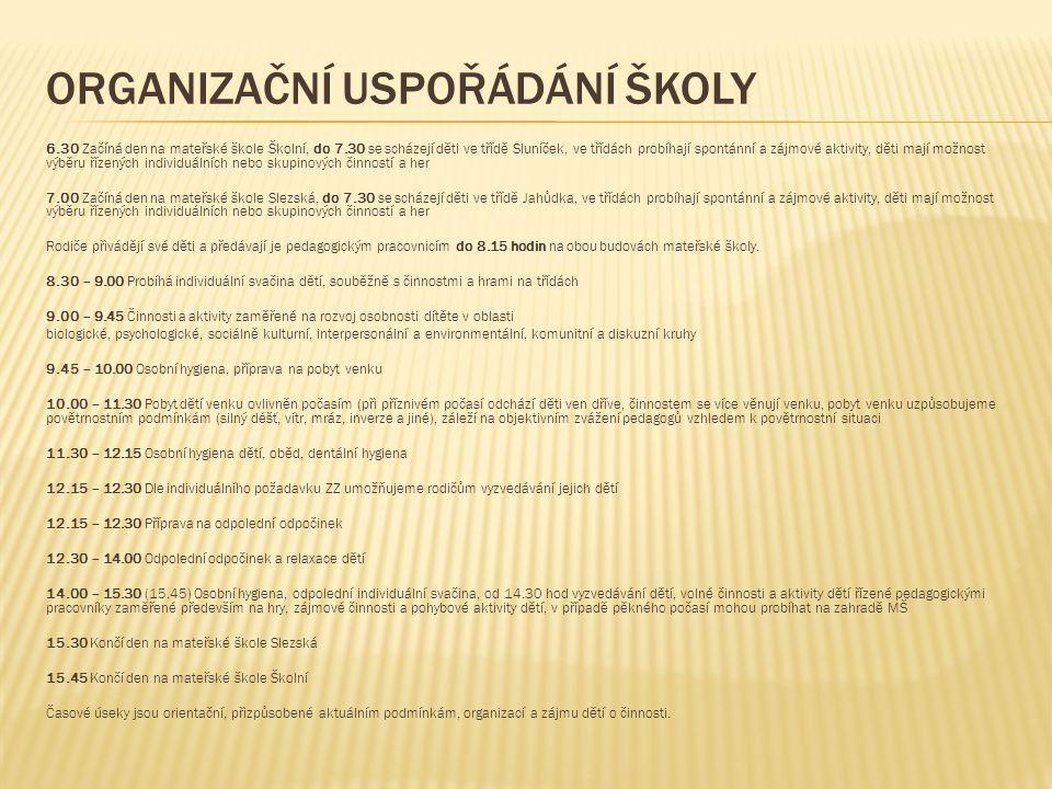 DLOUHODOBÉ ZÁMĚRY ROZVOJE  Naplňovat EKO projekt k environmentální výchově – Přírodní hřiště pro MŠ v Kobeřicích ve Slezsku - koordinátorem je p.
